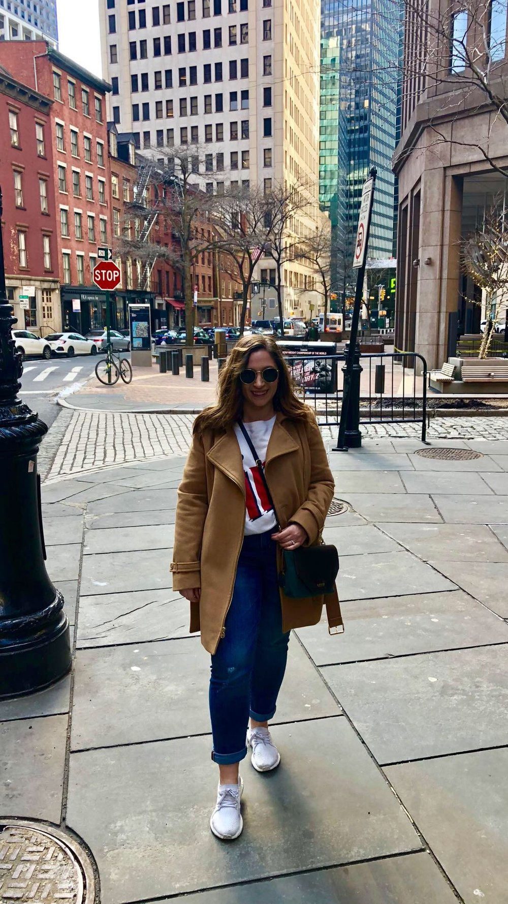 NYC outfit, what to wear in NYC, new york city outfit ideas