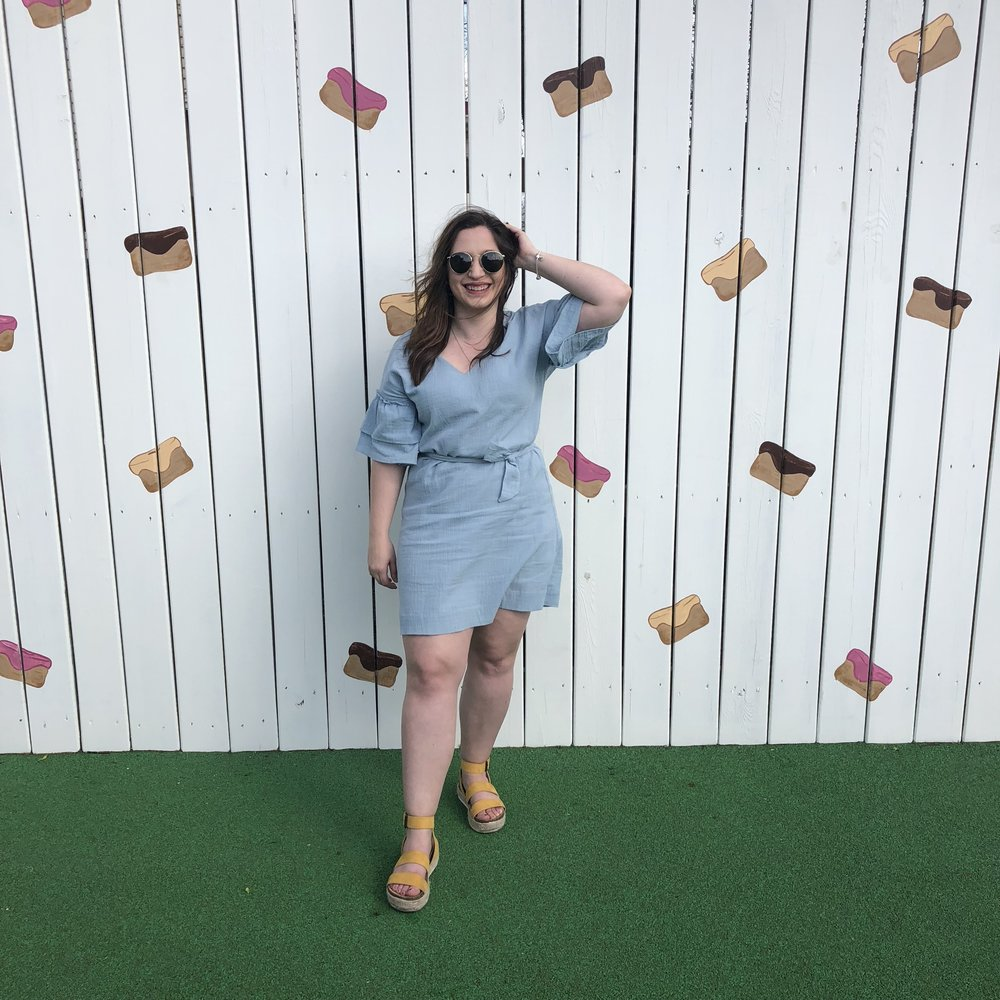 Everything I Wore in Nashville - Nashville Outfit Ideas - Target Universal Thread Dress - Universal Thread Outfit