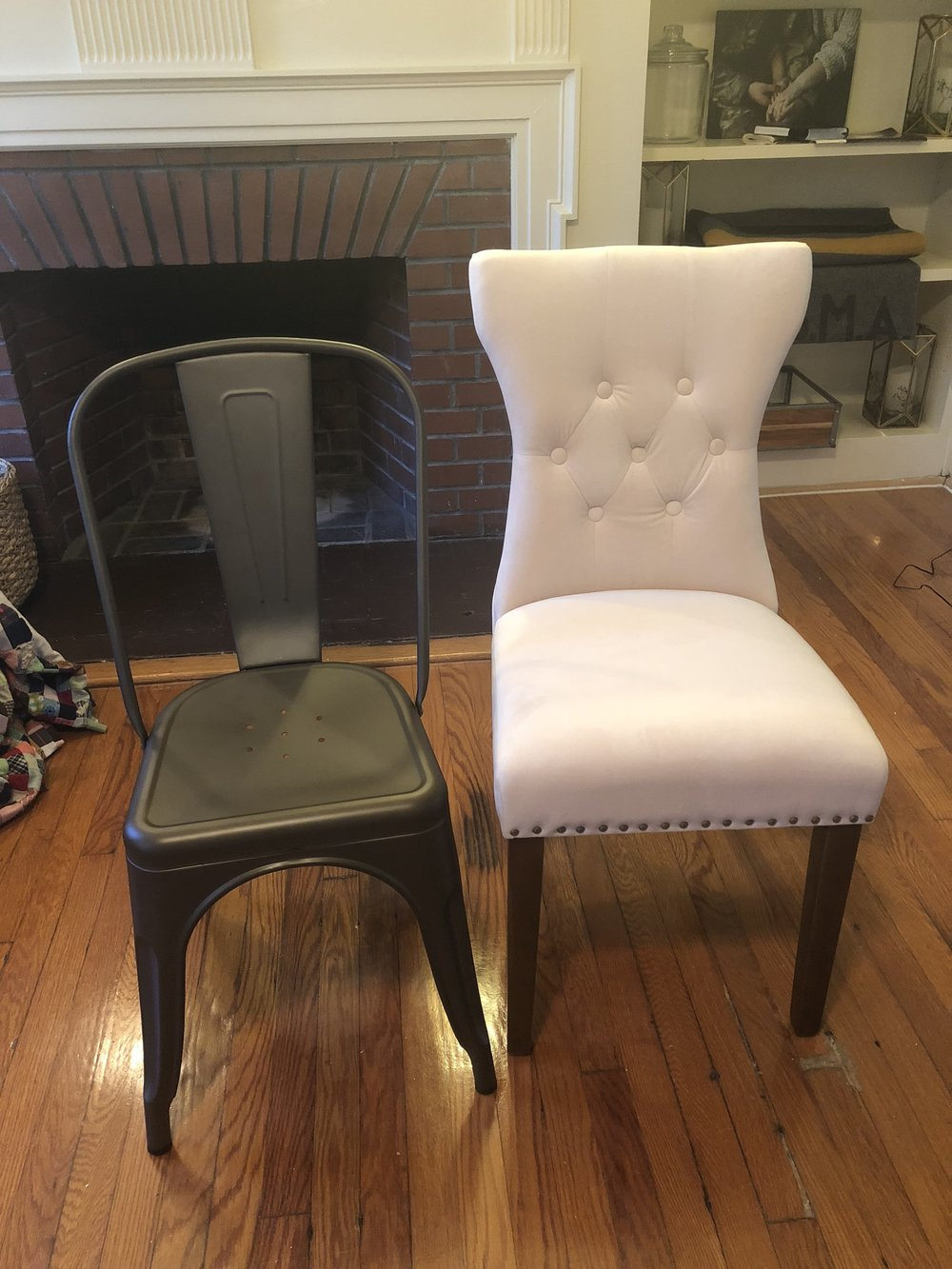 farmhouse dining room chairs from amazon