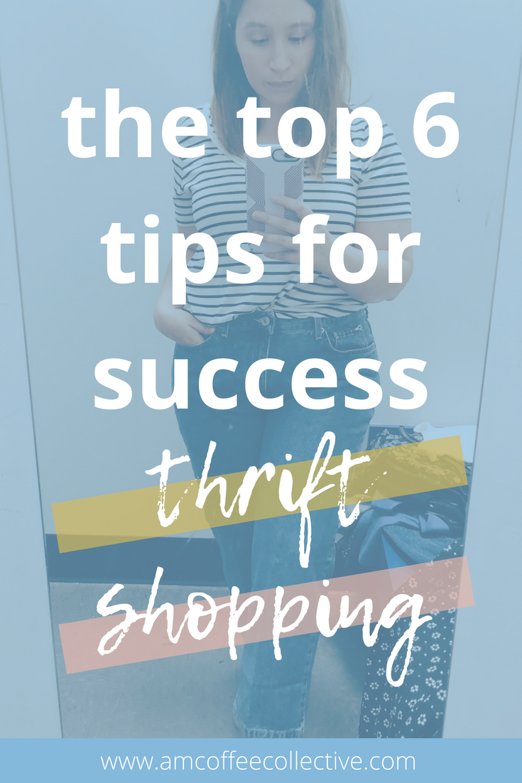 the best tips for thrift shopping, how to thrift shop