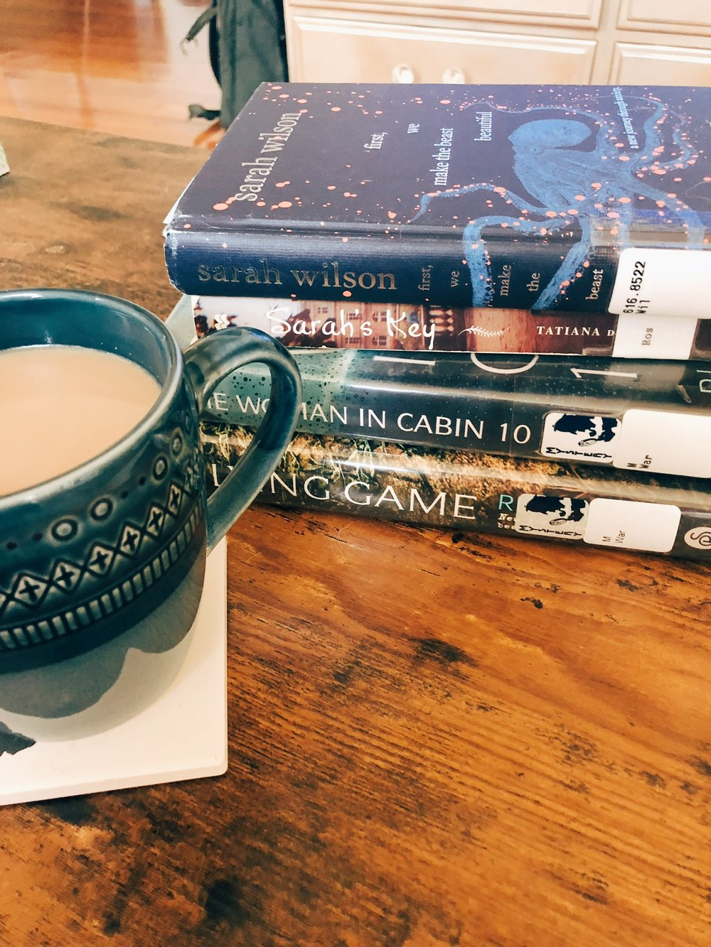 Saturday Morning Coffee #31 - What I'm Reading This Week