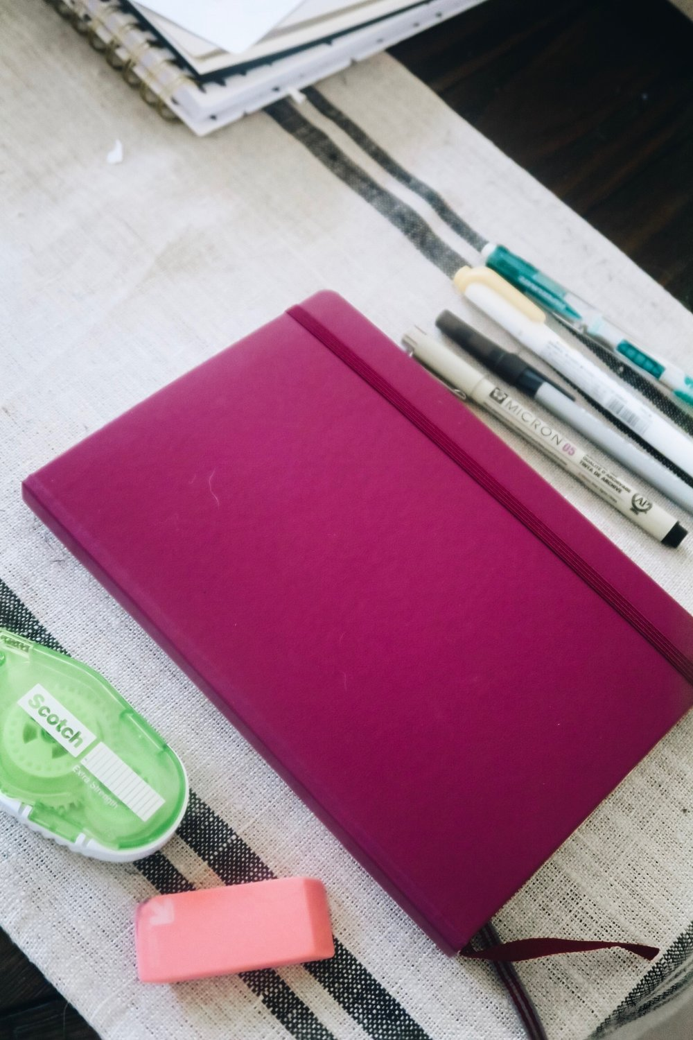 What do you need to start a bullet journal? The Ultimate Guide to Starting a Bullet Journal   Made in Mom Jeans
