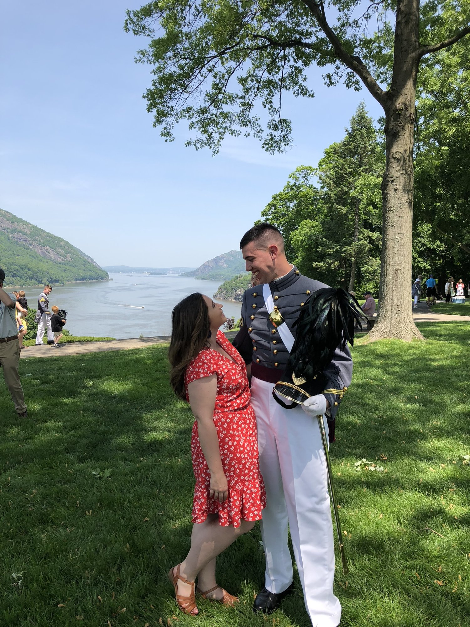 signs youre dating a west point cadet