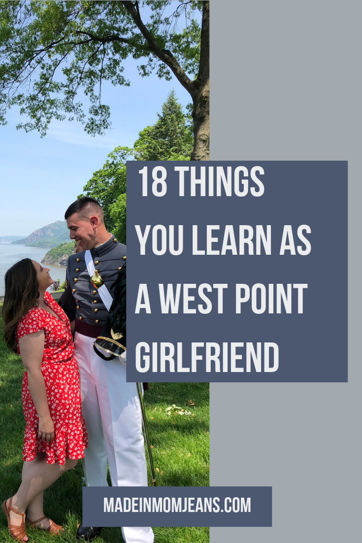 18 Things You Learn as a West Point Girlfriend