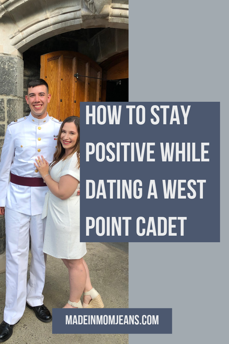 How to Stay Positive while Dating a West Point Cadet