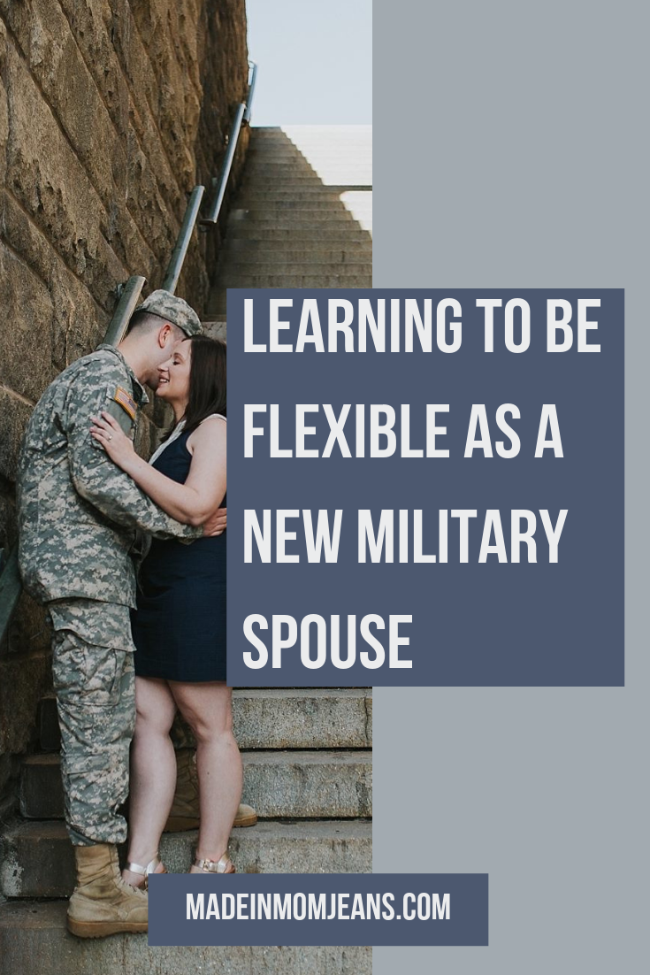 Learning to be Flexible as a Military Spouse