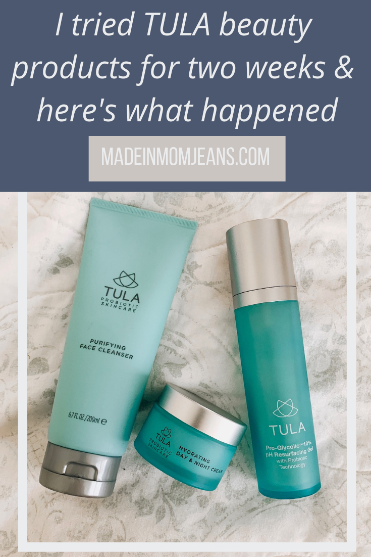 My TULA Beauty Review with Before and After Photos