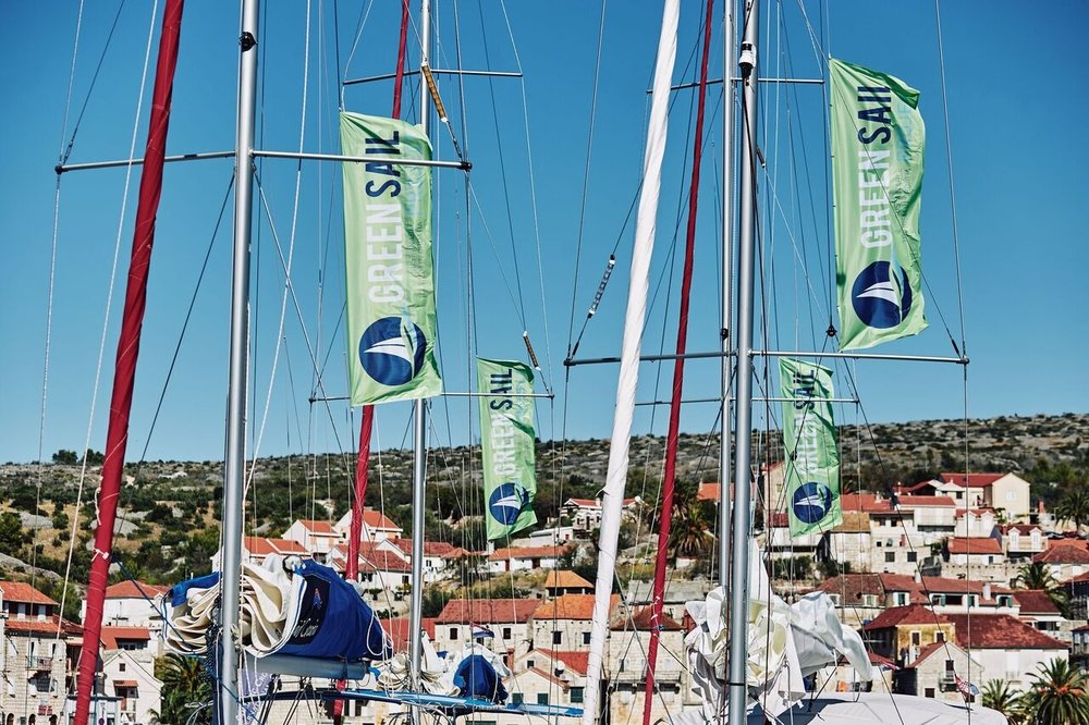 GREENSAIL     Green Sail  is an initiative promoting environmentally conscious practices and the responsible use of our seas and oceans in order to achieve a prolonged and positive impact and help to maintain Croatia as a sustainable tourism destination for future generations.  Traverse is super excited about our engaging Eco Walk Talk with Green Sail in Split on our October 2018  Nature Escape Croatia  itinerary. 5% of trip sales will be donated to Green Sail.