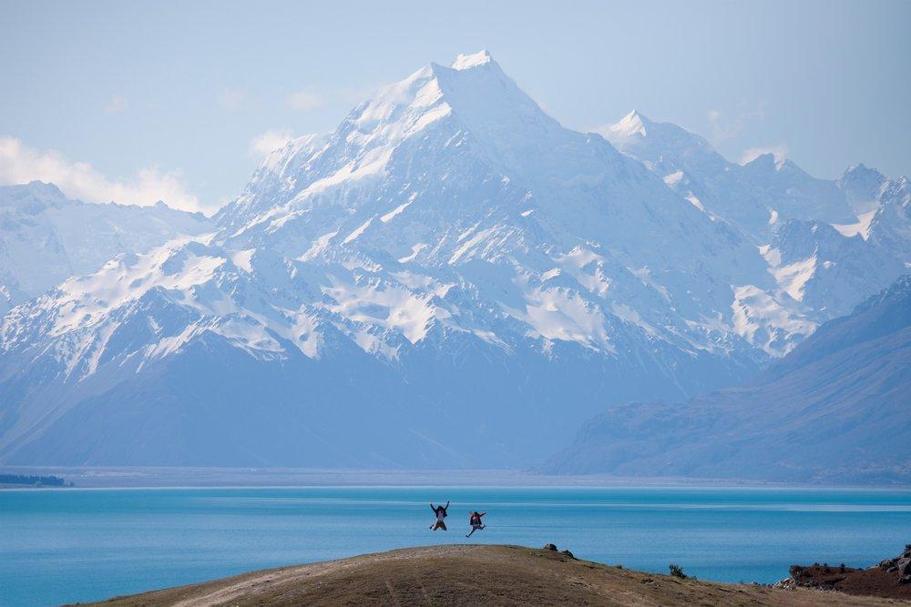 Anorak Lake Pukaki Photo Credit: Will Patino