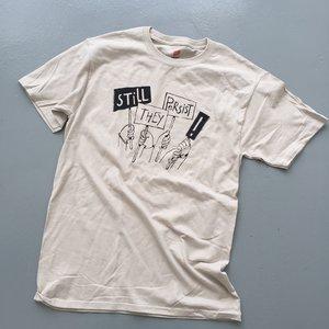 Still They Persist T-Shirts  $15