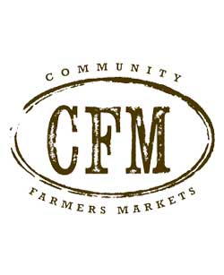 Community Farmers Markets - We're thrilled to be involved with Community Farmers Markets (CFM), which strives to create a stronger local food system. CFM provides unified marketing programs and business consulting to farmers markets within its group, empowering them to bring their produce and goods to more people in the metro area. Like us, CFM believes that knowledge is power. And we love that they're growing a community that's as passionate about good, locally grown food as we are by sharing meaningful information about sustainability, nutrition and wellness.