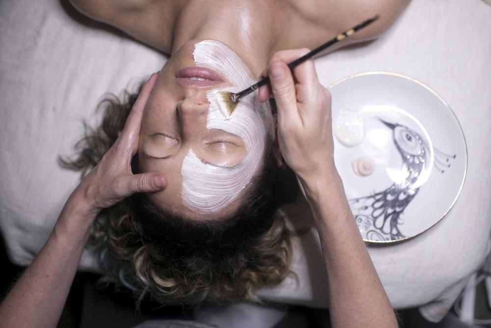 Facial Services -