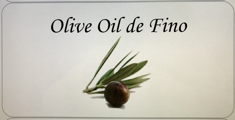 Olive Oil de Fino