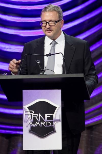 Parnelli Award Winner, 2013
