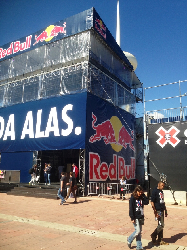 Red Bull X Games Barcelona