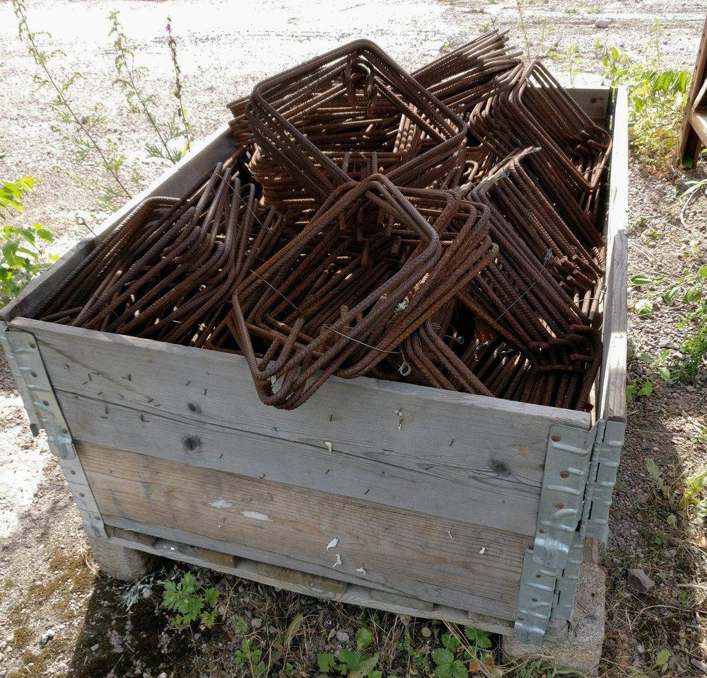 Frames For Reinforcement - UnusedOne pallet