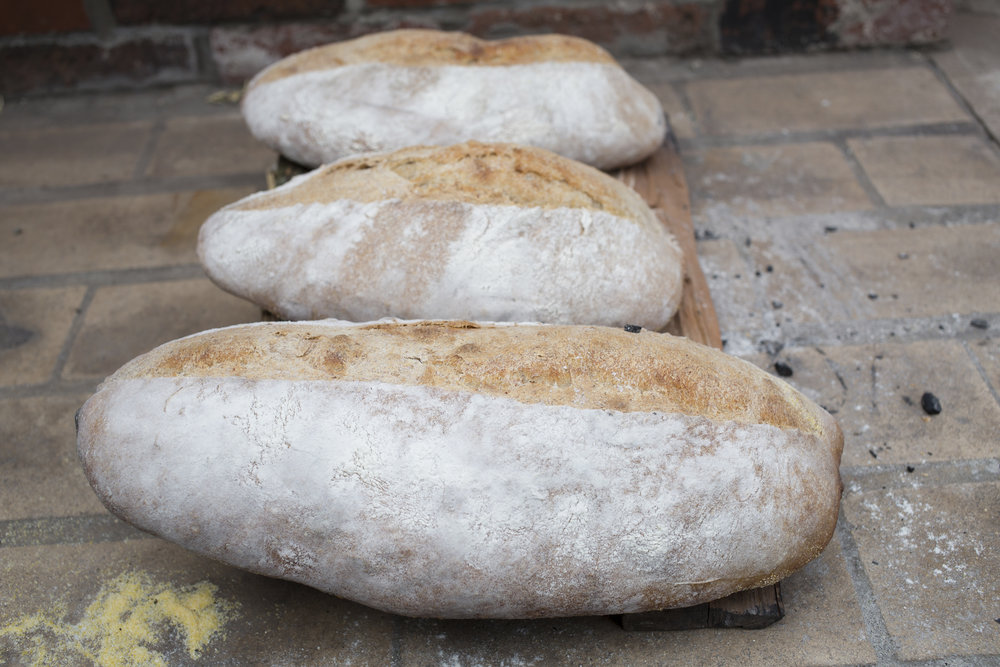 The Eden Hall Bread Oven - Education, events, and community outreach through bread and baking