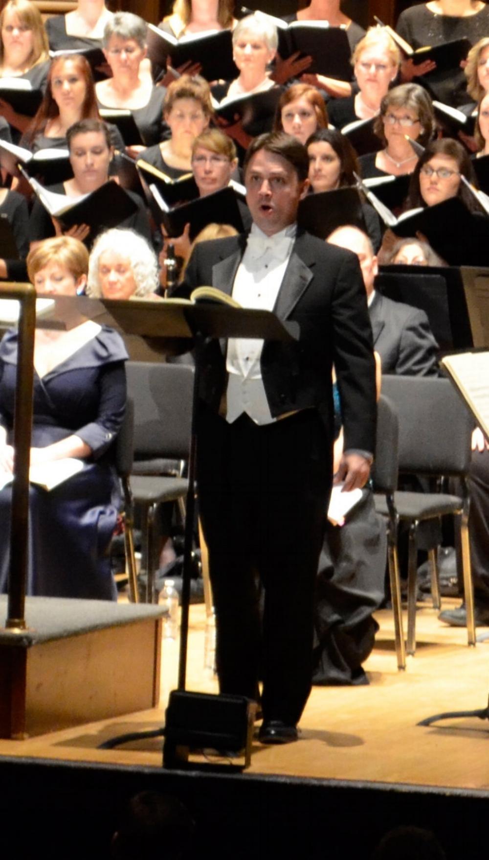 Mendelssohn  Elijah,  Harrisburg Symphony Orchestra. 2014