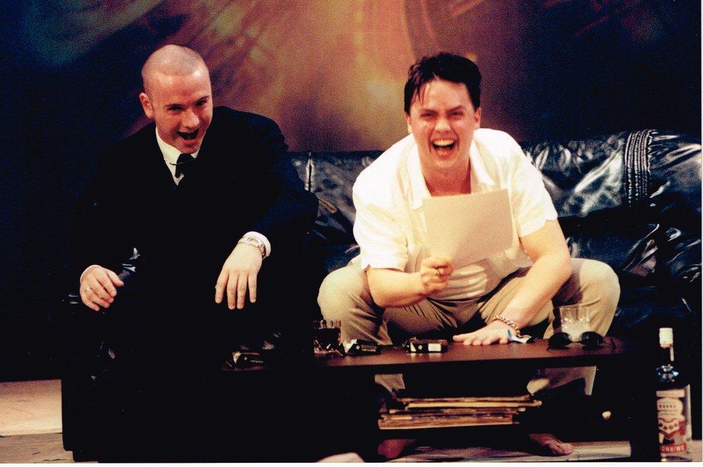 Stravinsky,The Rake's Progress (Tom Rakewell).Glasgow, Scoltand - 2001