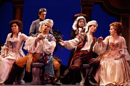 Mozart  Cosi fan tutte  (Ferrando), Rochester, NY - 2010