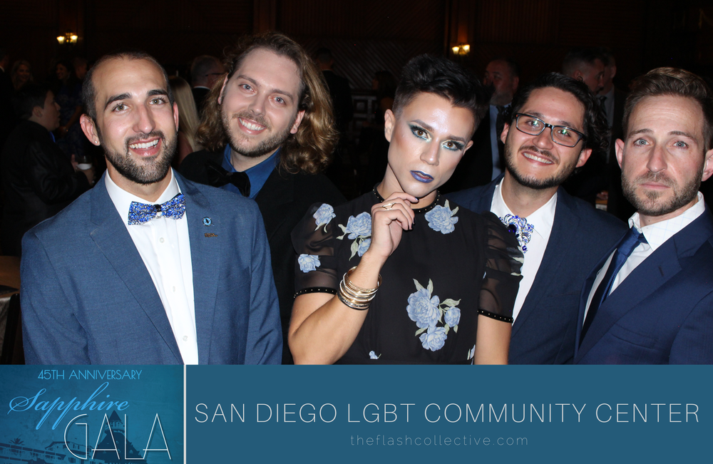 LGBT party photo booth rental in San Diego, Palm Desert, Palm Springs, Las Vegas, and Orange County.