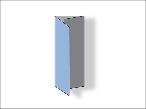 TEMPLATES ALLOY PRINTING - Barrel fold brochure template