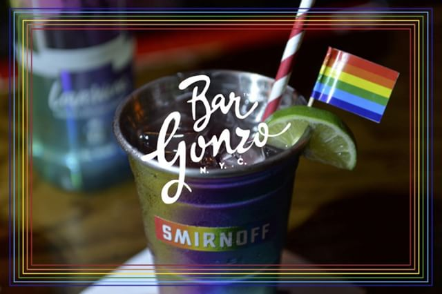 Are you ready for Pride Weekend??? Join us at Bar Gonzo this Sunday for an extra fabulous Drag Brunch! Show starts at 1PM - Bottomless Mimosas and Bellinis with your Entree!  #bargonzonyc #bargonzo #prideweek #pridenyc #pridemonth #lovewins #samelove #dragbrunch #bottomlessbrunch