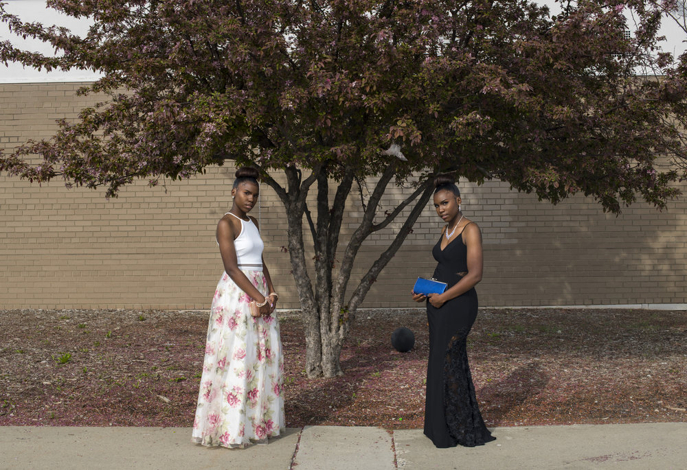 "Southwestern Prom, Flint. For ""Royal Youth"""