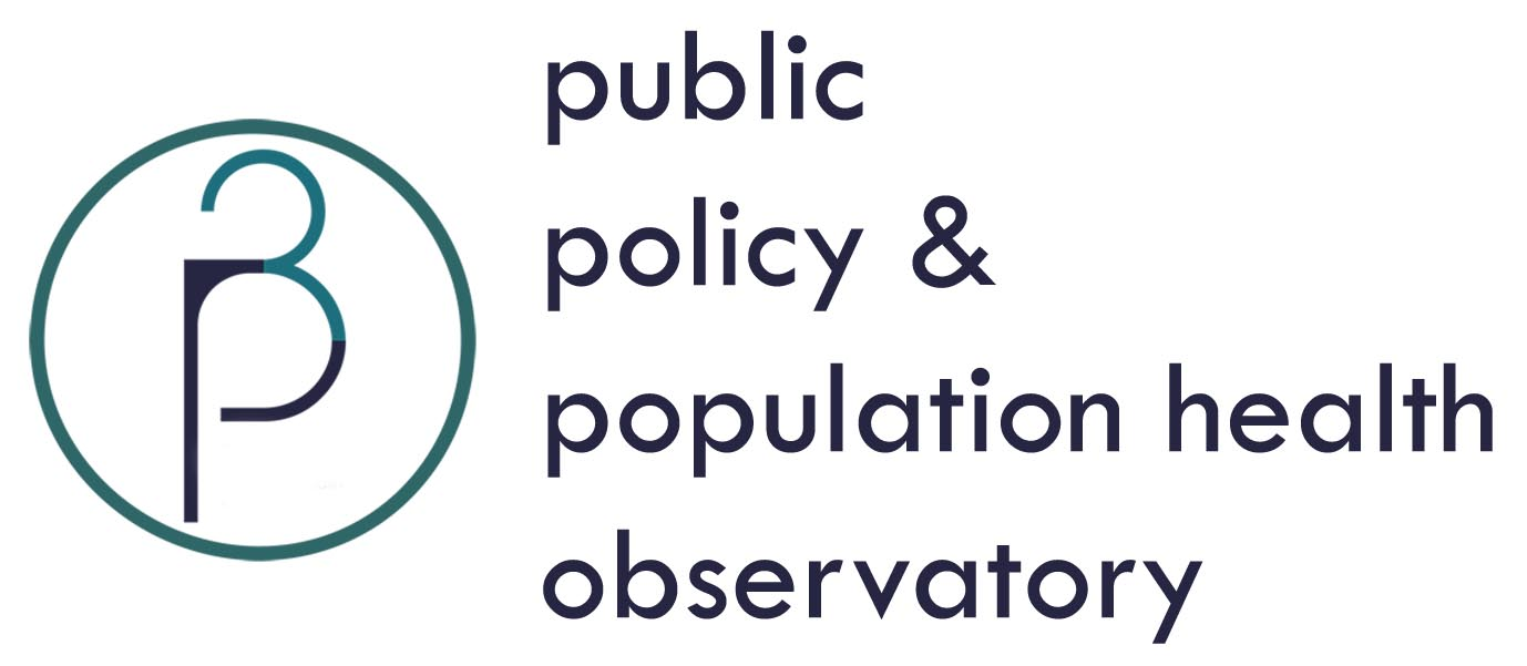 Public Policy and Population Health Observatory