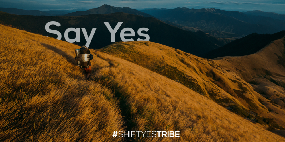 FEB '19 CONTENT - CLICK HERE for February's content around building a culture of 'Saying Yes.'
