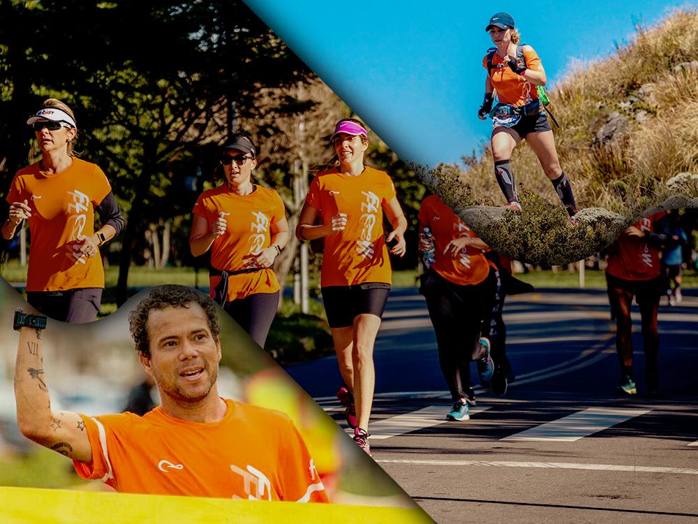 Quer treinar ao livre e perto de casa? - Floow é uma assessoria esportiva para você se exercitar da forma certa, respeitando seu corpo, determinando metas e cumprindo desafios pessoais