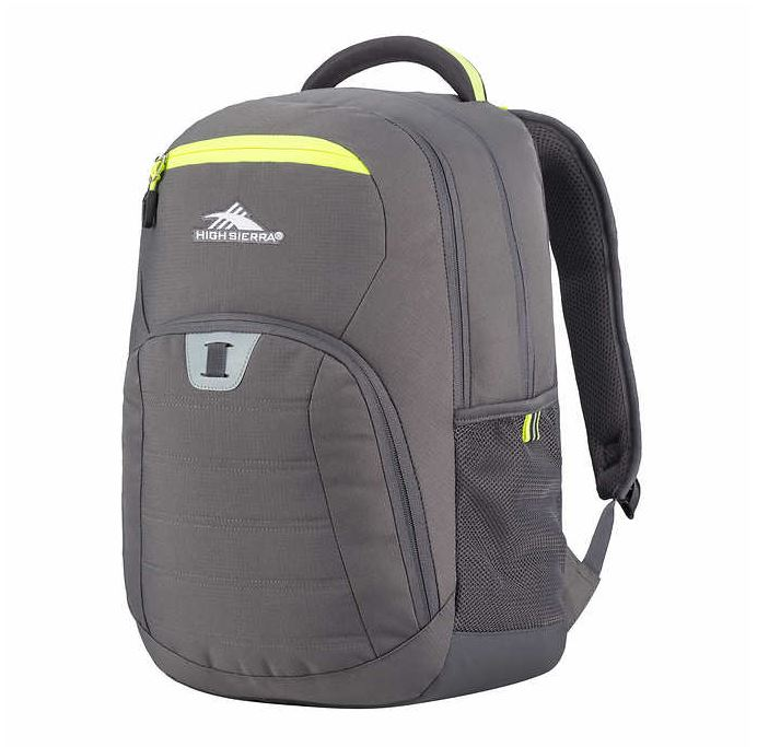Costco Backpacks Available In-store or Online! - High Sierra RipRap Backpack Assorted Colors
