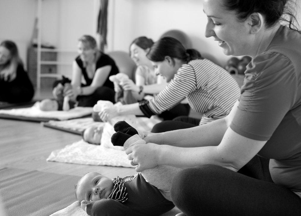 baby massage classes greystones