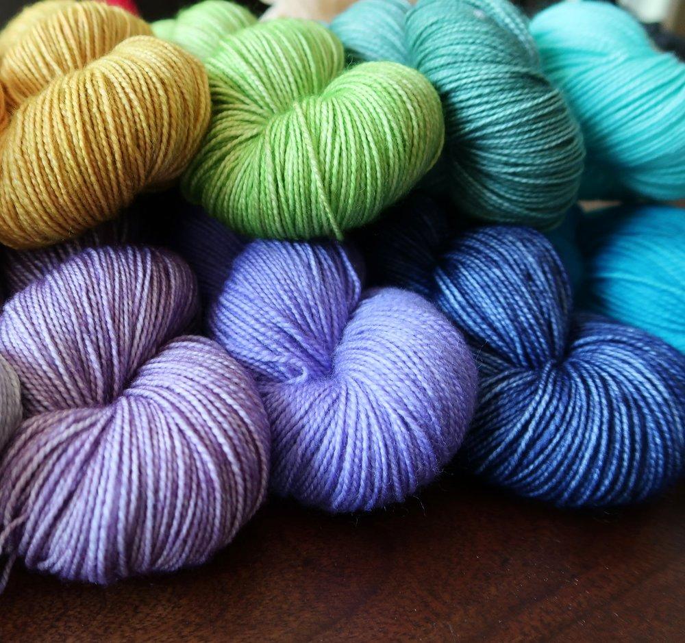 Solid Yarn -