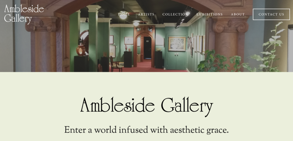Ambleside FineArt Gallery -