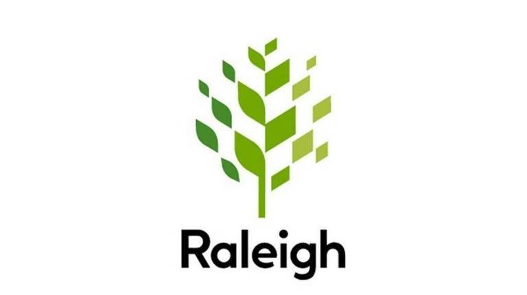 The new Raleigh logo. Reminds me of an artichoke.