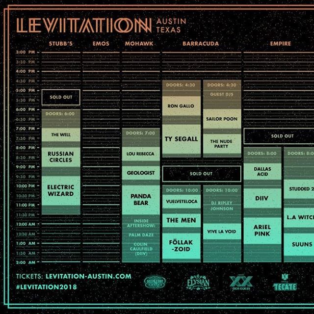 if you look real hard you can see our name. @levitation 🤘🏼