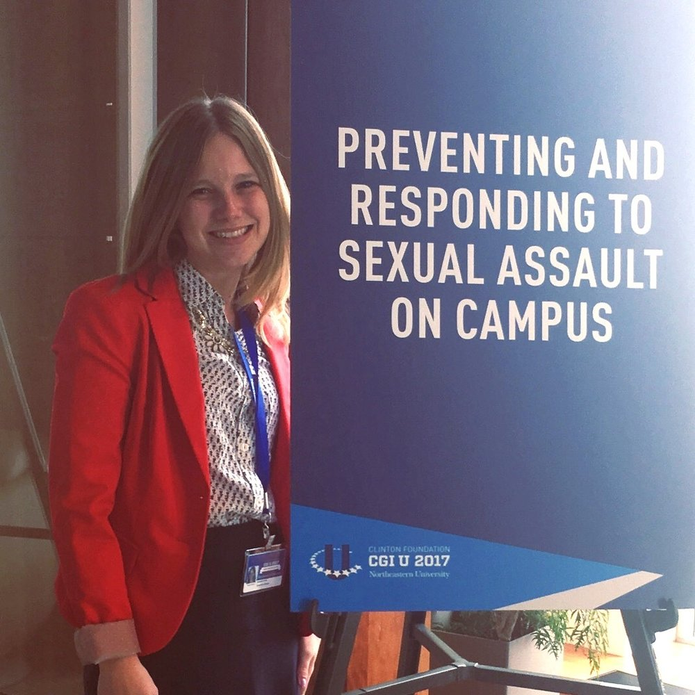 Madeleine is a 2nd year MPP student at the Harris School specializing in health policy. She attended the Clinton Global Initiative Conference in Boston last fall to better her commitment to action for comprehensive sexual education in order to prevent dating violence. Madeleine is originally from Texas and involved in sexual misconduct initiatives with the Provost & Title IX at UChicago.