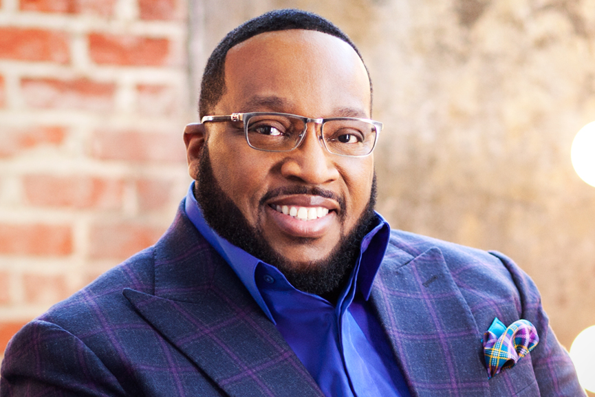 Bishop Marvin Sapp - Lighthouse Full Life Center Church, Grand Rapids Michigan