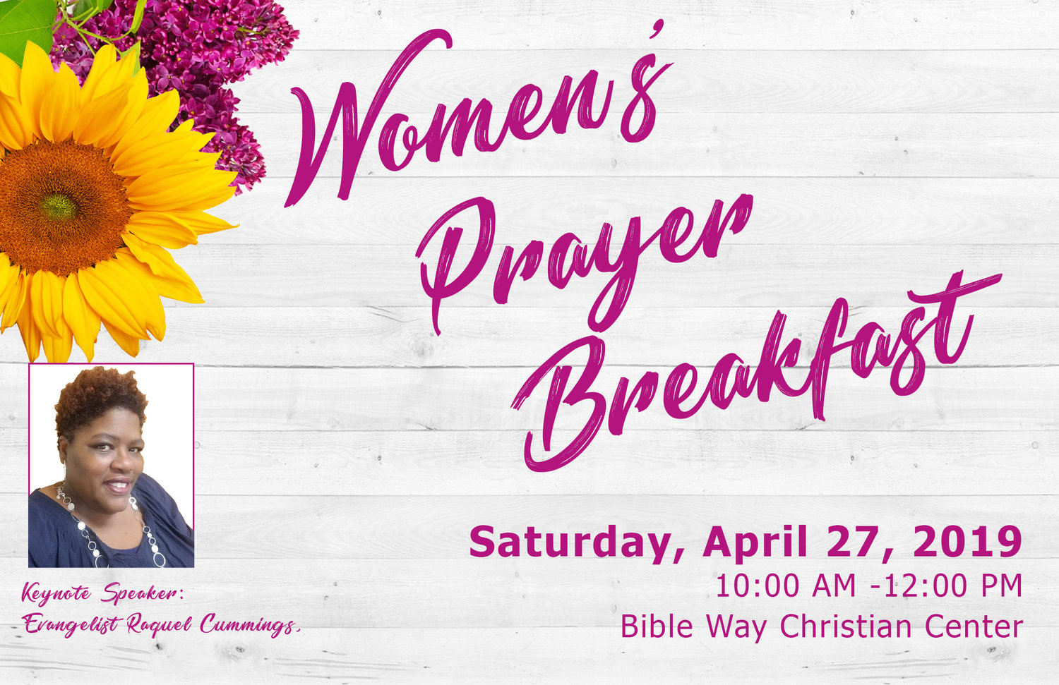 Events — Bible Way Christian Center