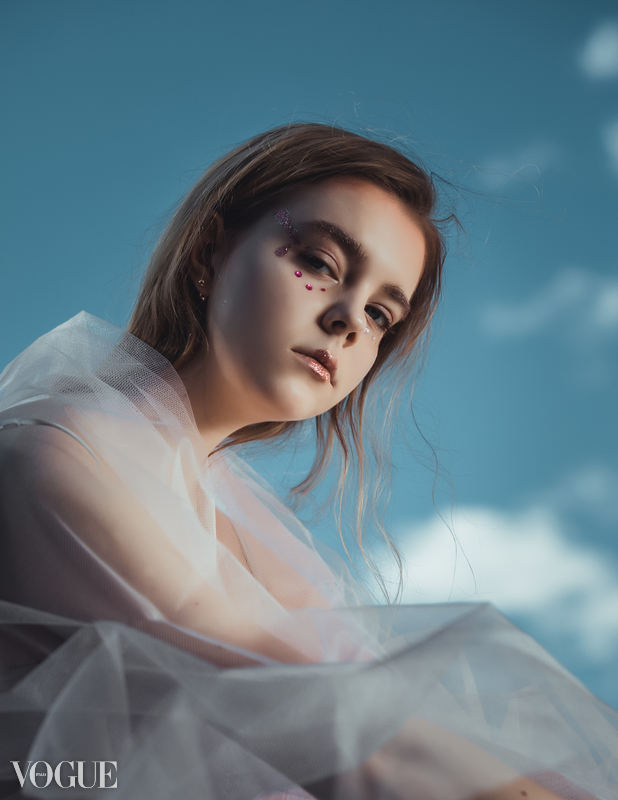VOGUE - Her Dreams -