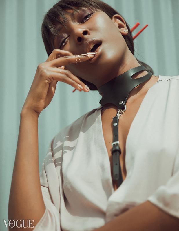 Vogue Italia - Kimono Love -