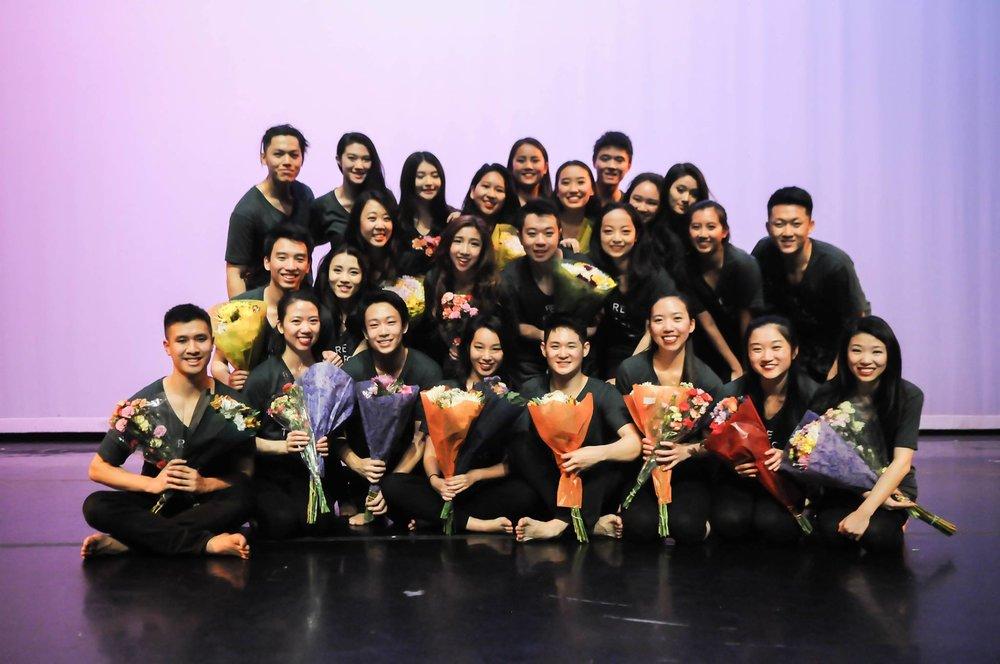 Class of 2016 - Calvin Nguyen, Shuhao Fan, Felicia Yan, Alex Zhu, Seika Nago, Gene Eng, Crystal Yan, Amy Yu, Dee Luo