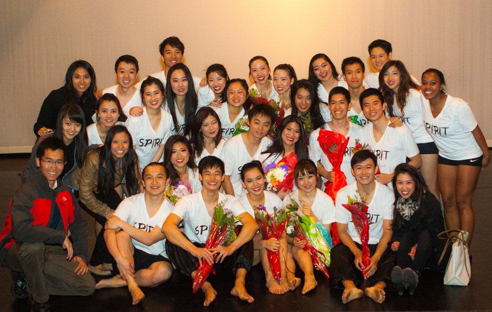 Class of 2014 - George Zhang, Kevin (Bruce) Lou, Melinda Wang, Ran Geng, Xiang Li