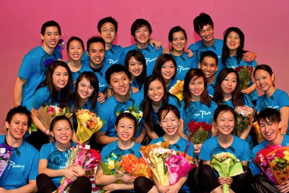 Class of 2011 - Jiying Zhang, Joanna Wu, Phillip Hsiao, Rebecca Feng, Siwei Zhou, Winston Ma