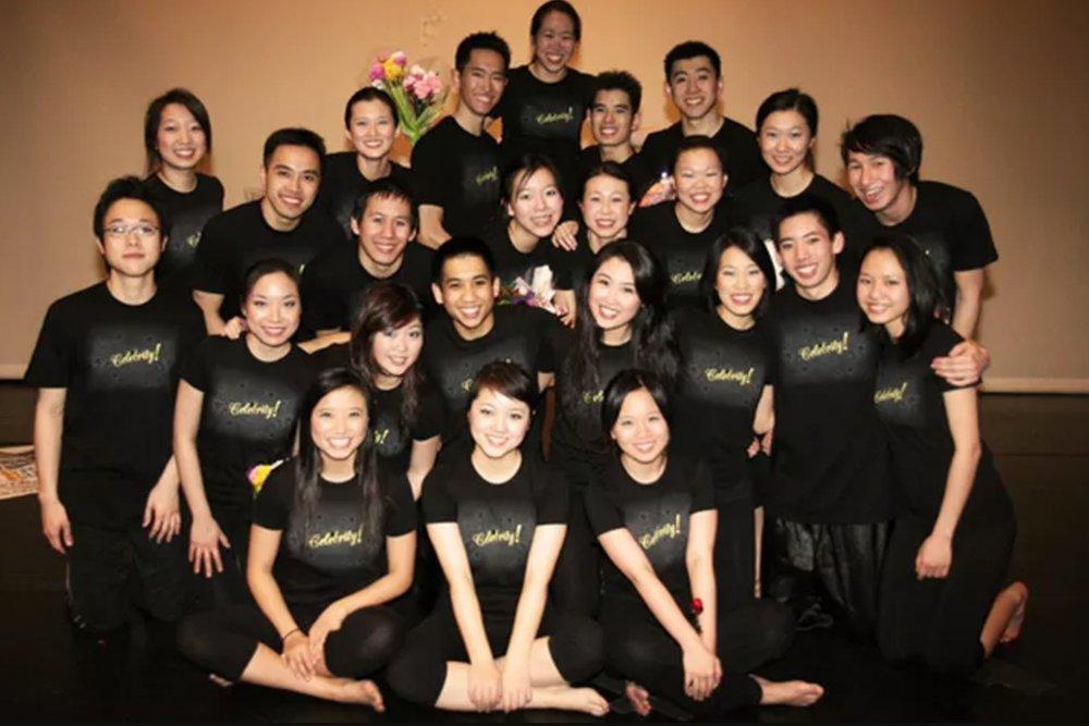 Class of 2010 - Allan Yang, Audrey Chang, Bao Ha, Derek Ma, Joyce Chang, Karen Wong,