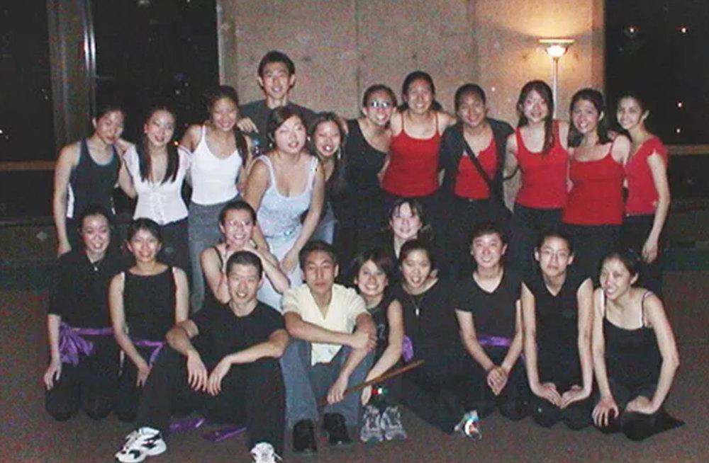 Class of 2002 - Alice Wu,Boram Kim