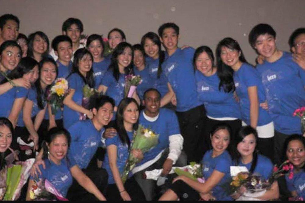 Class of 2007 - Dylan Bordonaro, Feng Ye, Jon Chu, Justin Wood,Kritika Amarnath, Lina Kim, Ying Dan, Yinyin Wu