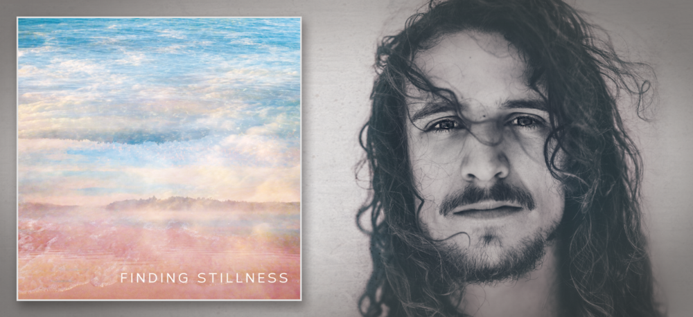 Finding Stillness Press Release Art