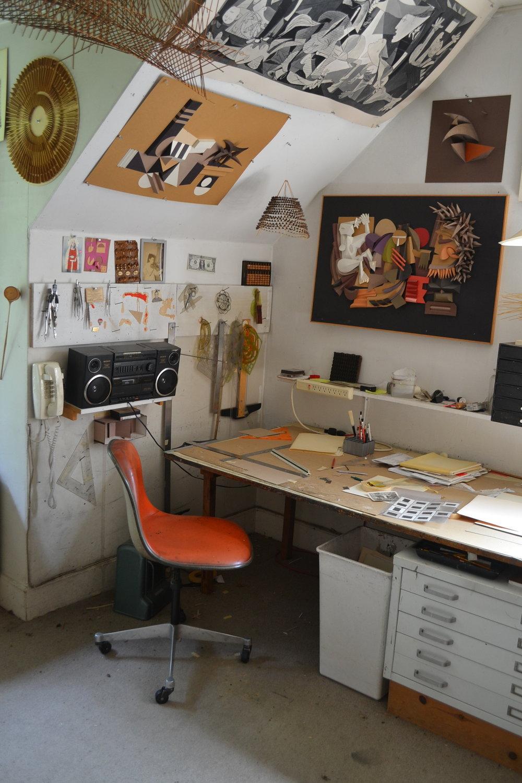 THE ARTIST STUDIO OF IRVING HARPER.JPG